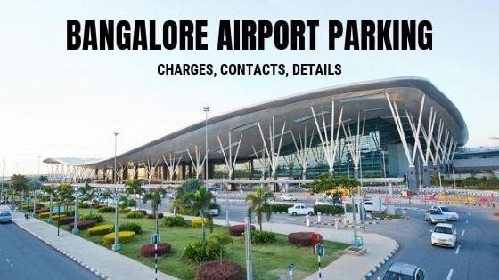 Bangalore airport parking