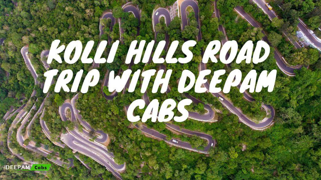 Kolli Hills trip